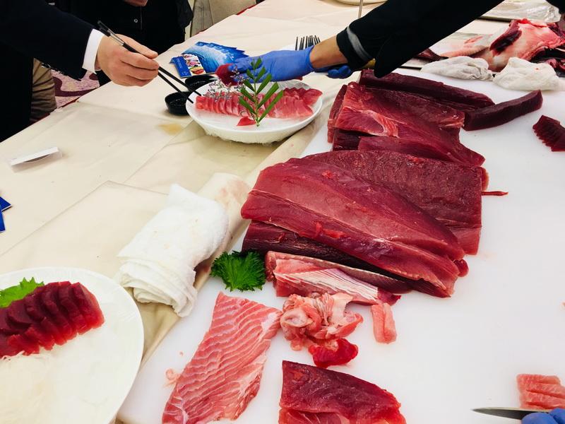 广州博览会暨广州国际渔博会推介会 --驻穗领事国际渔业交流活动